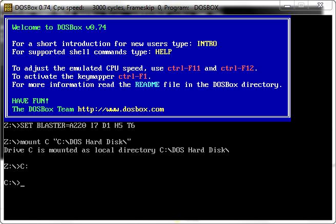 Dosbox Error This Program Requires Microsoft Windows
