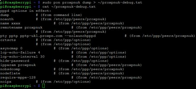 pon proxpnuk dump proxpnuk-debug.txt