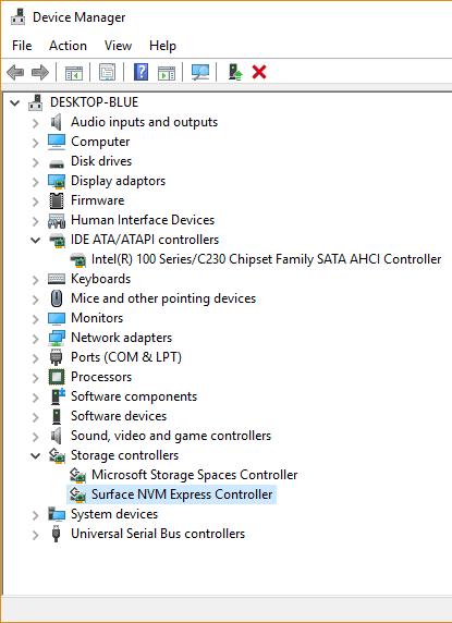 Samsung NVMe SSD – DPC Watchdog Violation errors – The